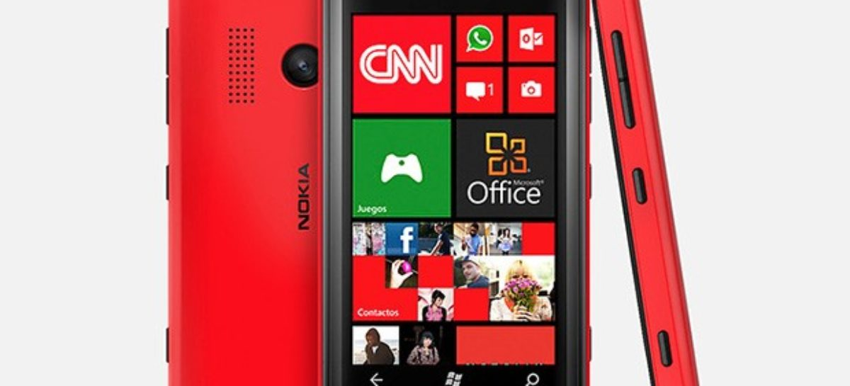 Nokia Lumia 505 Now Available in Mexico