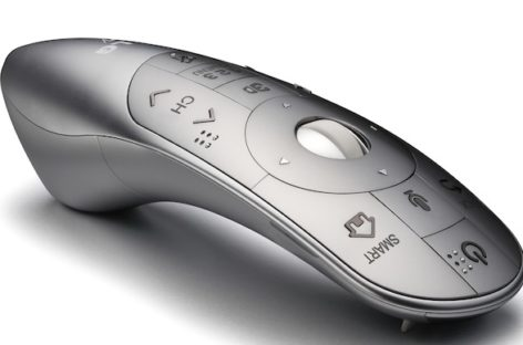 LG Magic Remote for TV Announced