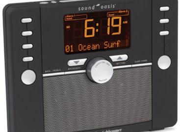 Customizable Sounds Sleep Generator