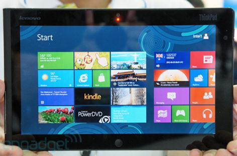 Lenovo ThinkPad Tablet 2 Now on Sale
