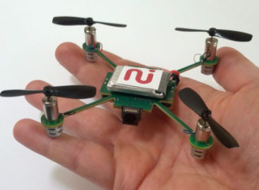 Always Innovating's MeCam Micro Quadcopter