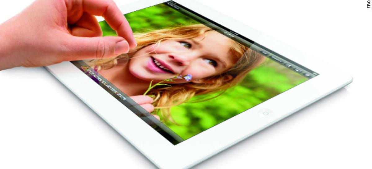 Apple Introduces the 128GB iPad