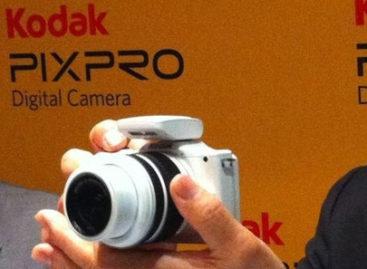 Kodak-branded Micro Four Thirds Camera Teased