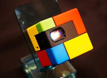 Innocube DLP Pico Projector for Kids