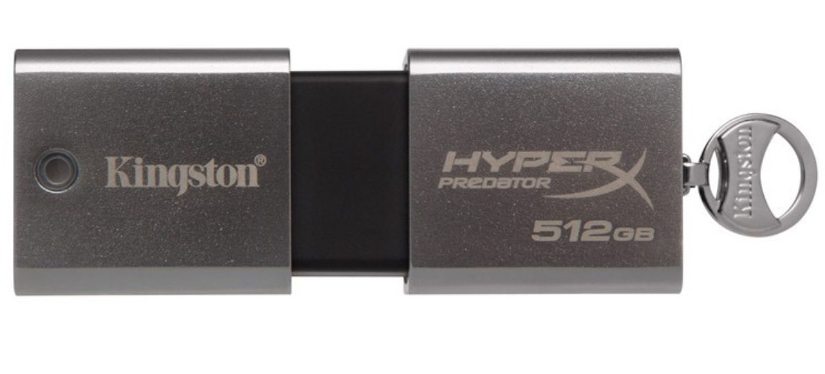 Kingston DataTraveler HyperX Predator USB 3.0 Flash Drive