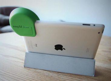 Amplifiear Passive iPad Sound Amplifier