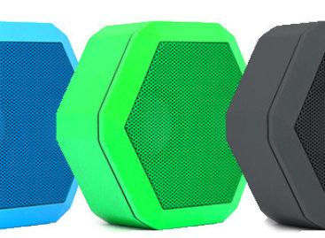 Boombotix Boombot REX Ultraportable Bluetooth Speakers