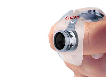 Snap Camera Concept Puts a Ring on It