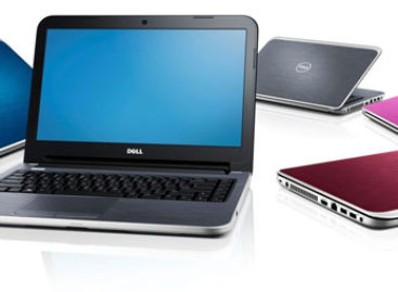 Dell Reveals Touch-Based Inspiron Laptops