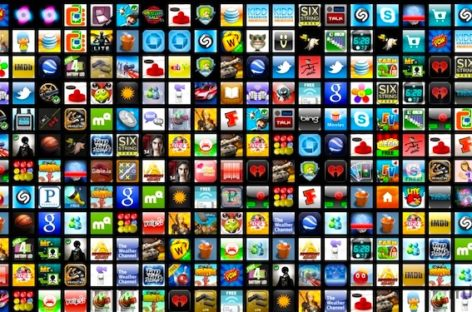 Apple App Store: 40 Billion Total Downloads, Half of which in 2012