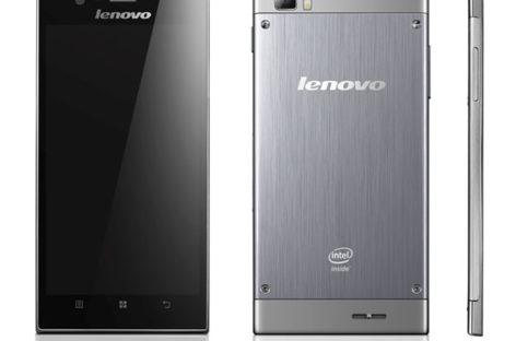 Lenovo Announces K900 Smartphone