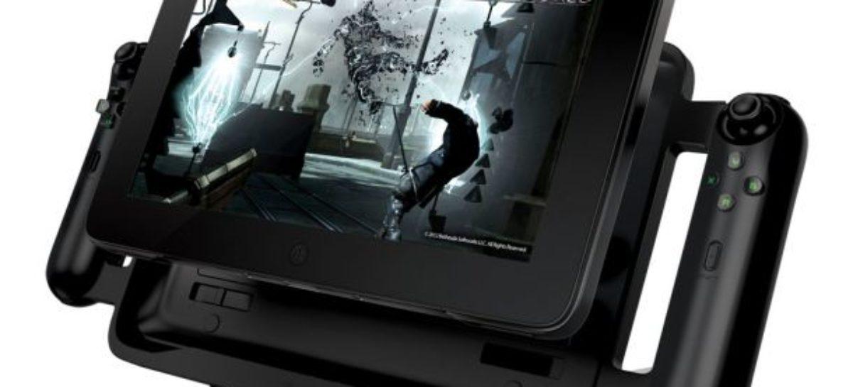 Razer Edge: Play PC Games in Tablet
