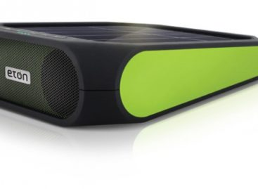 Eton Rugged Rukus Solar Powered Wireless Sound System
