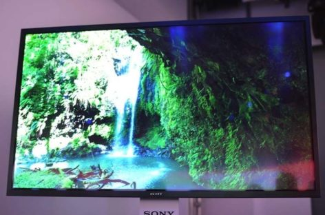 Sony, Panasonic Unveil 4K OLED TVs at CES 2013