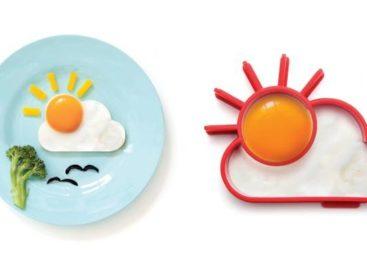 Sunnyside Silicone Egg Mold