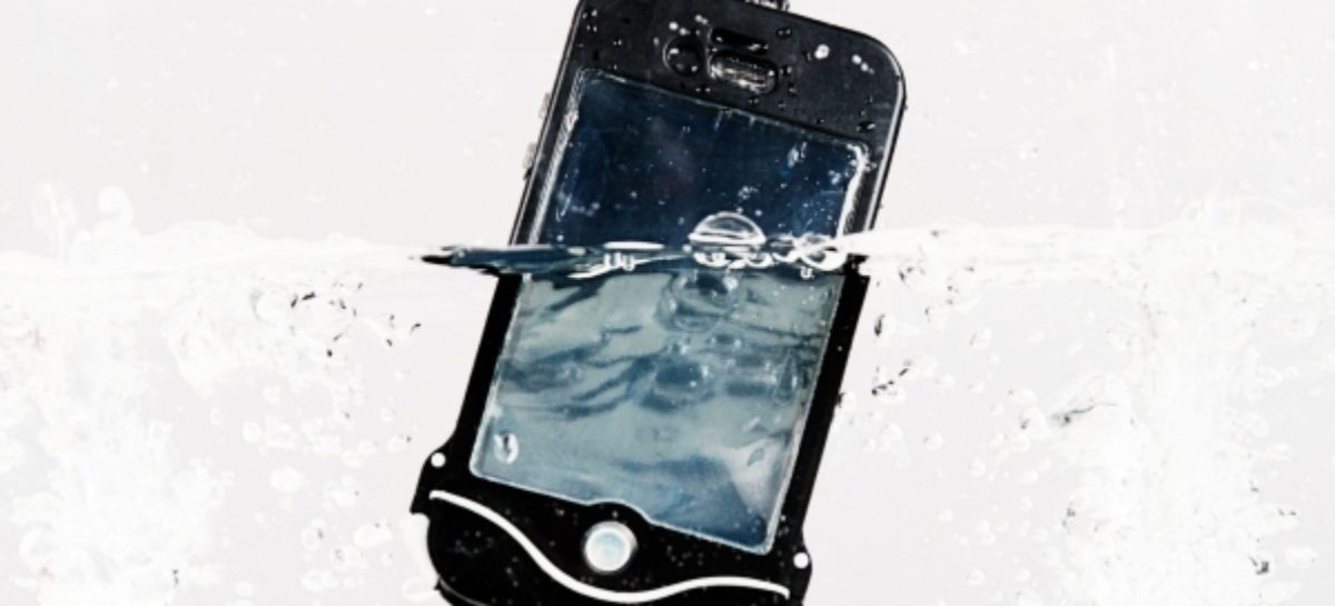 iPhone Scuba Suit