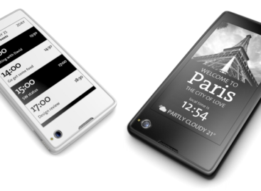 Yotaphone: A Smartphone with E-Ink Display at the Back