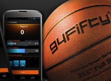 94Fifty Smart Basketball