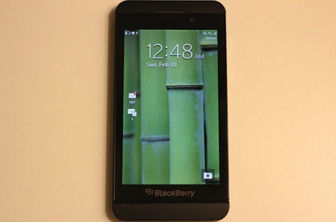 Little-Known Carrier Brings BlackBerry Z10 to US Ahead of Everyone