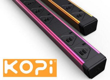 Kopi KBar USB Charger Power Strip