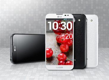 5.5-Inch LG Optimus G Pro Comes to South Korea
