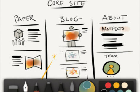 Paper By FiftyThree iPad App