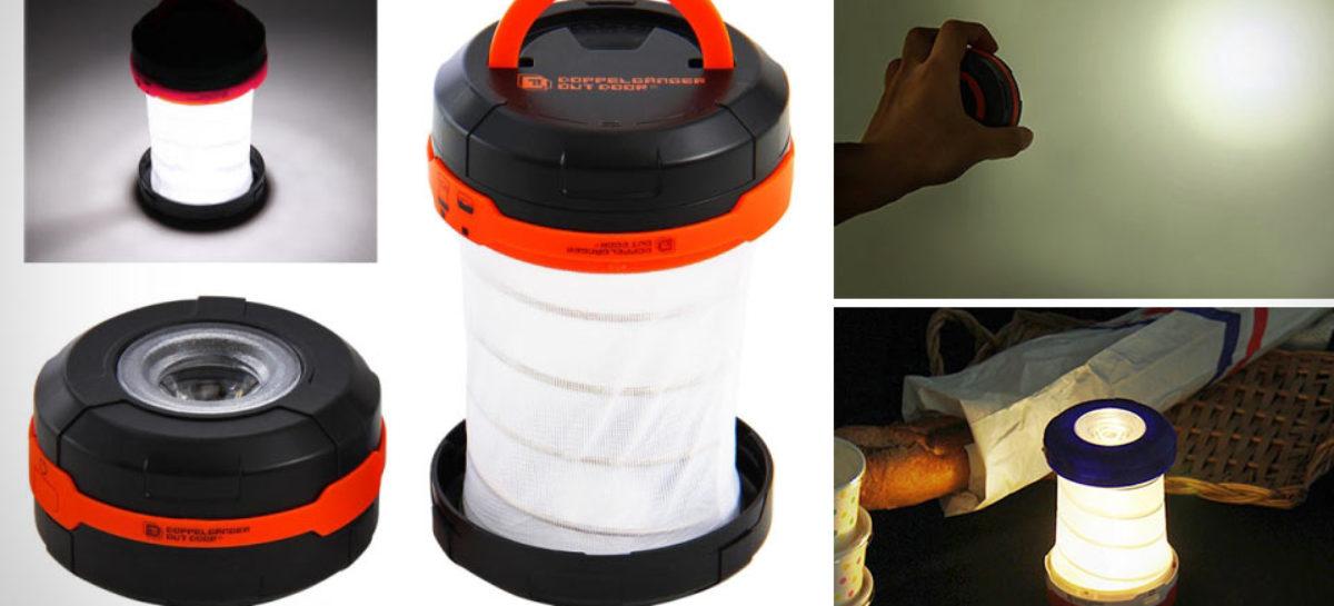 2 Way Pop Up LED Lantern