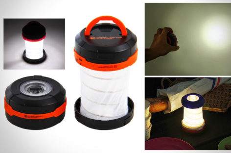 2 Way Pop Up LED Lantern