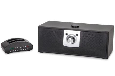 The Voice Clarifying TV Speaker