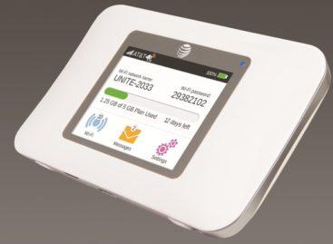 AT&T Unveils Unite LTE Mobile Hotspot