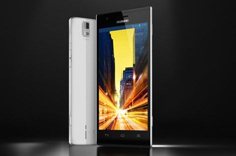 Huawei Ascend 2- The World's Fastest Smartphone