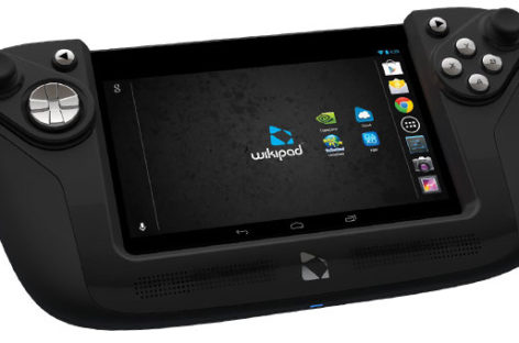 Mini Version of Wikipad Gaming Tablet Coming This Spring