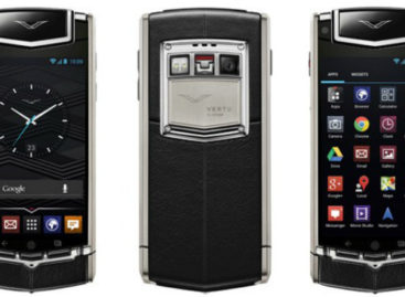 Vertu's First Android Luxury Phone Unveiled