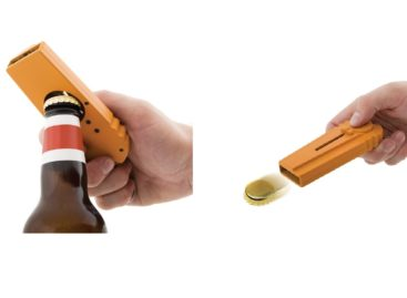 Cap Zappa Bottle Cap Launcher