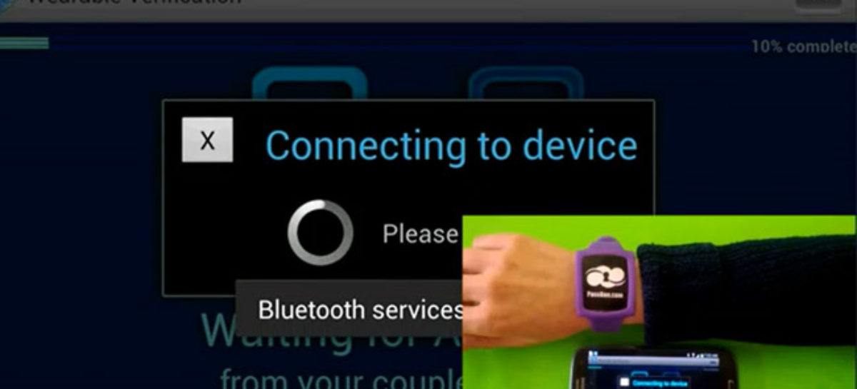 PassBan Puts Access Authentication to Your Wrist