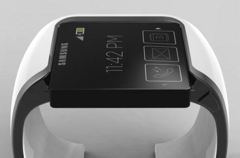 Samsung Confirms They Are Preparing Smart Wristwatch