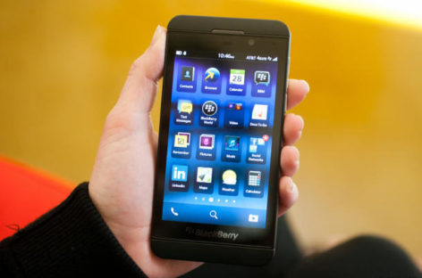AT&T Brings BlackBerry Z10 Beginning March 22