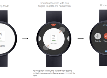 Is Google in on the Smartwatch Battle, too?