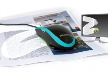 IRIScan Mouse and Scanner in One