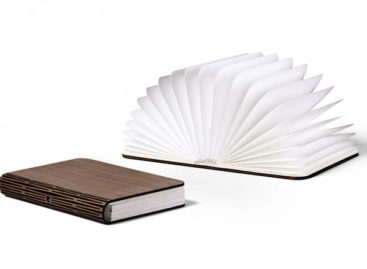 Lumio Lamp Looks and Works Like a Book