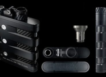 The Flask By Oakley Carbon Fiber Flask