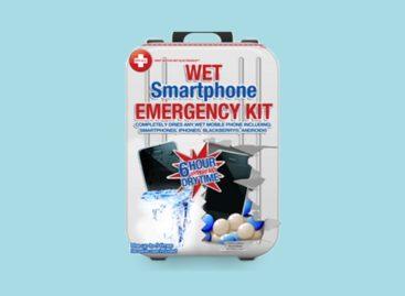 Dry All Wet Smartphone Emergency Kit