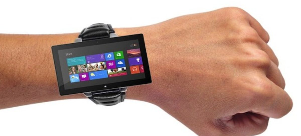 Coming Soon: Microsoft Smartwatch?