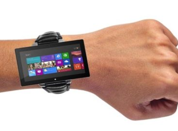 Coming Soon: Microsoft Smartwatch?