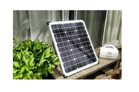 "Ecology Online Solar ""Nano Hatsudensho"" Set"