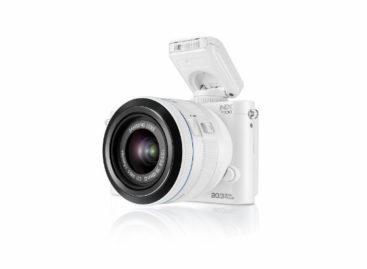 Samsung NX1100 Smart Camera