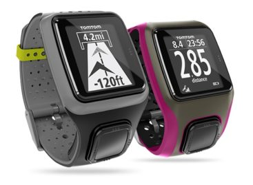 TomTom Introduces Two GPS Sport Watches