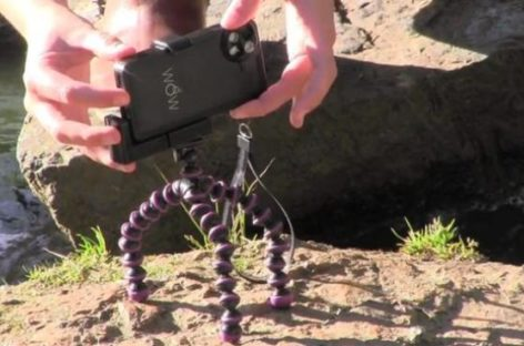 WoW Lens: iPhone Case with Four Extra Lenses