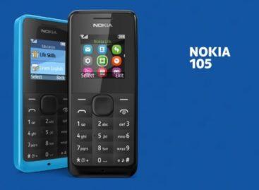 Nokia 105: Bare-bones Phone Might Give Nokia an Edge