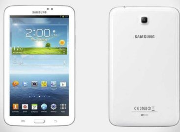 Jelly-Bean-Powered Samsung Galaxy Tab 3 Unveiled